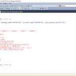 Ultima ejecución de procedimientos almacenados en bases de datos SQL Server