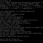 Análisis de trafico HTTP con httpry