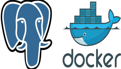 DockerPostgres