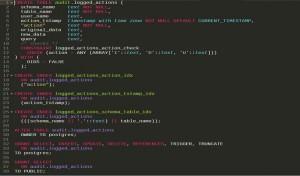 Auditoria de tablas en PostgreSQL – I