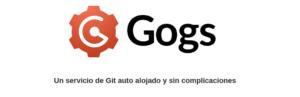Gogs, crea tu propio servicio de repositorios git